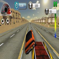 Highway Ramp Stunt Symulator Kaskaderski