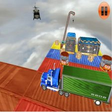 Impossible Tracks Truck Driving Game