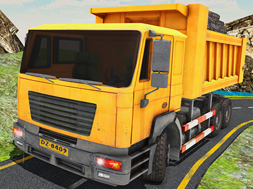 US Cargo Truck Driver Racing Game